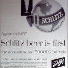1957 Schlitz Beer ad #6