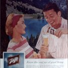 1959 Schlitz Beer ad #4