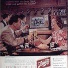 1960 Schlitz Beer ad #1