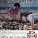 1960 Schlitz Beer ad #3
