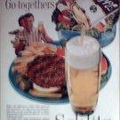 1961 Schlitz Beer ad #5