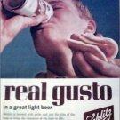 1962 Schlitz Beer ad #2