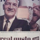 1964 Schlitz Beer ad featuring Tom Harmon