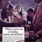 1966 Schlitz Beer ad #3