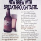 1990 Sharps Beer ad #2
