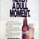 1992 Sharps Beer ad #1