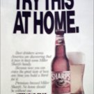 1992 Sharps Beer ad #2