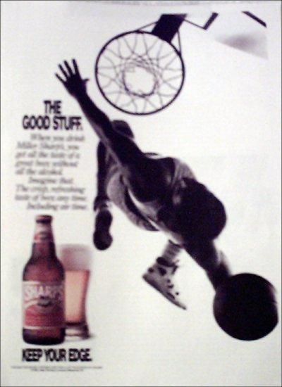 1992 Sharps Beer ad #3