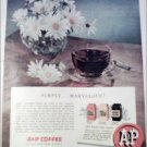A&P Coffee ad #2
