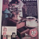 A&P Coffee ad #3