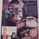 A&P Coffee ad #3