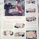 1940 Borden Eagle Brand Milk ad