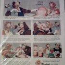 1957 Borden Milk ad