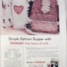 1956 Borden's Starlac Milk ad