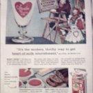 1957 Borden's Starlac Milk ad #2