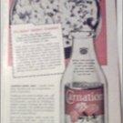 1951 Carnation Milk ad