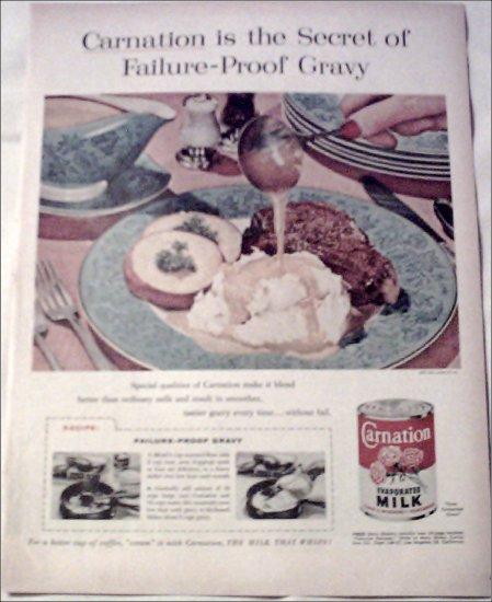 Carnation Milk ad #1