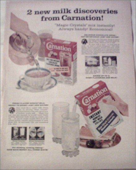 Carnation Milk ad #2