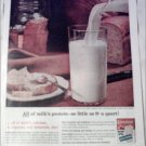 1964 Carnation Milk ad