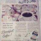 Chase & Sanborn Coffee ad #1