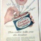 1956 Chase & Sanborn Coffee ad #2