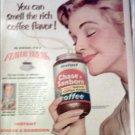 Chase & Sanborn Coffee ad #3