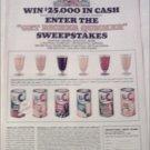 1965 Hi-C Sweepstakes ad