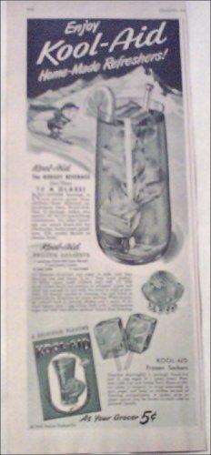 1948 Kool-Aid ad