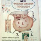 1957 Kool-Aid Golden Nectar ad