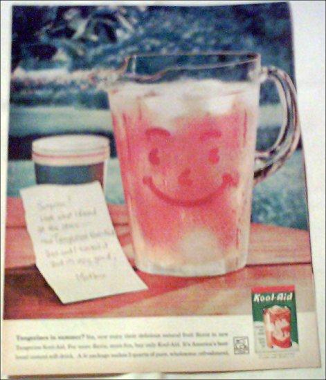 1961 Kool-Aid ad