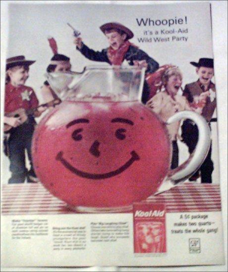1964 Kool-Aid ad