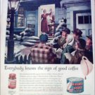 1950 Maxwell House Coffee ad #2