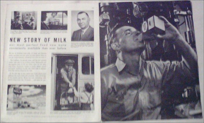 1956 Milk ad