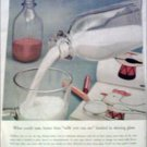 Milk ad for Glass Containers