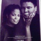 Got Milk ad featuring Muhammad & Laila Ali