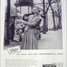 1957 Nescafe Blend 37 Coffee ad from the UK