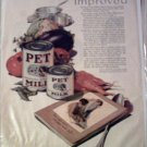 1927 Pet Milk ad