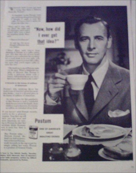 1942 Postum ad