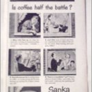 1951 Sanka Coffee ad #1
