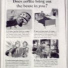 1951 Sanka Coffee ad #2
