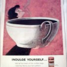 1960 Sanka Coffee ad #1