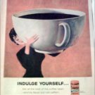 1960 Sanka Coffee ad #2