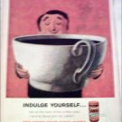 1960 Sanka Coffee ad #4