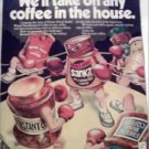 1972 Sanka Coffee ad #2