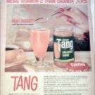 Tang Orange Juice ad #1
