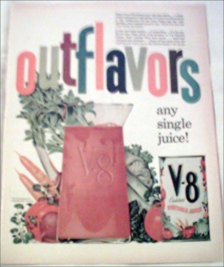 V-8 Juice ad #1