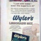 Wylers Lemonade ad #1