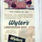 Wylers Lemonade ad #2