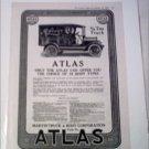 1918 Atlas Truck ad #2