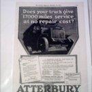 1917 Atterbury Truck ad